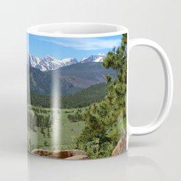 A Glorious Morning In The Rockies Coffee Mug