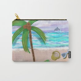 Play at Sea Carry-All Pouch