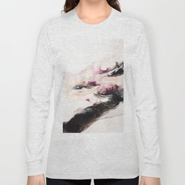 Day 7: Through stillness time can temper many things. Long Sleeve T-shirt