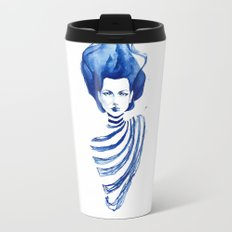 Watercolour Faery Travel Mug