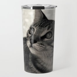 Cutie Bengalensis Kitten Travel Mug