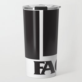 BLACK FAG Travel Mug