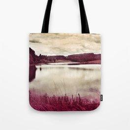 River of Pink Tote Bag