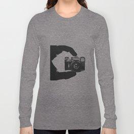 Photographer's Eye  Long Sleeve T-shirt