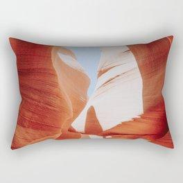 antelope canyon xv / arizona desert Rectangular Pillow