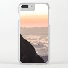 Dawn in the Serra do Órgãos Clear iPhone Case
