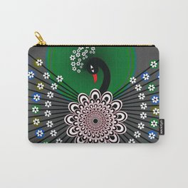 Peacock 5 Carry-All Pouch
