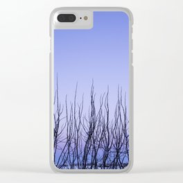 Icelandic Sunrise Clear iPhone Case