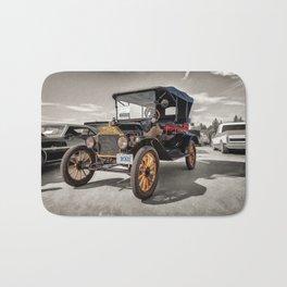 1916 Ford Model T Bath Mat