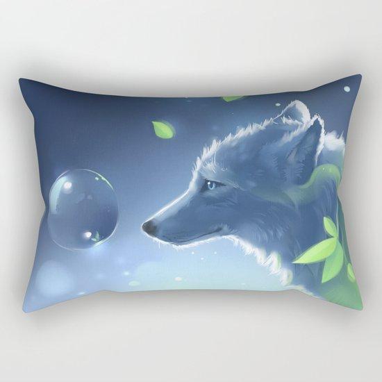 Plant Spirit Rectangular Pillow