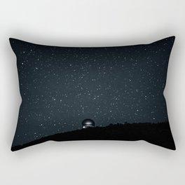 Under the Night Rectangular Pillow