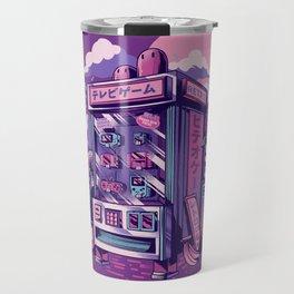 Retro gaming machine Travel Mug