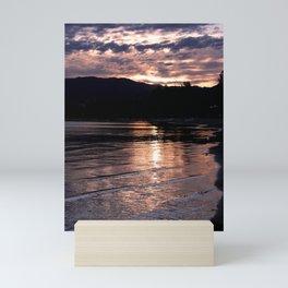 Cotton Candy Sunrise - South Lake Tahoe, California Mini Art Print