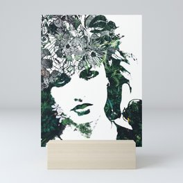 EARTHY Mini Art Print