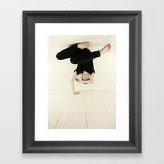 phraosellus Framed Art Print