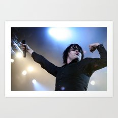 Gerard Way Art Print