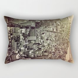 moody Manhattan Rectangular Pillow