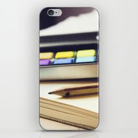 creativity iPhone & iPod Skins featuring Creativity by BURNEDINTOMYHE∆RT♥