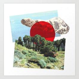 KNYX Art Print