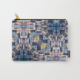 Community of Cubicles Carry-All Pouch