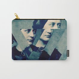 TheDecomposed Composer Clara Wieck Carry-All Pouch
