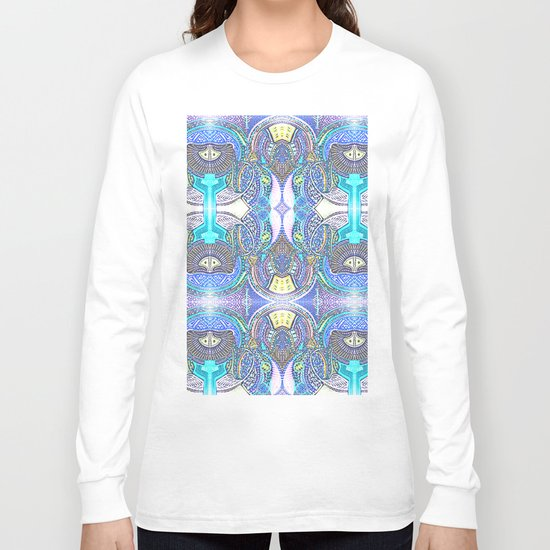 Inversion Points Long Sleeve T-shirt