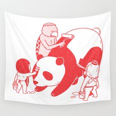 Disguise Wall Tapestry