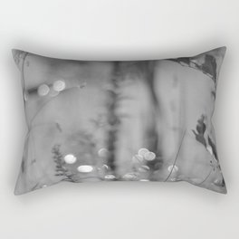 Summer Afternoon by the Pond in New Hampshire Rectangular Pillow