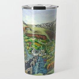 Prelude To Powys Travel Mug