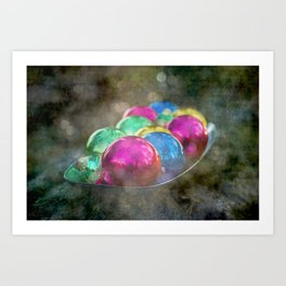 Jewels of the Forest Art Print