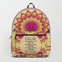 Brother Sun Backpack