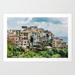 "Travel photography print ""North Italy"" photo art made in Italy. Art Print Art Print"