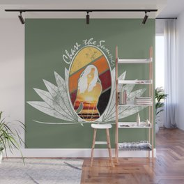 Chase the Summer Wall Mural