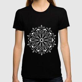 Magic Mandala Triple Moon T-shirt