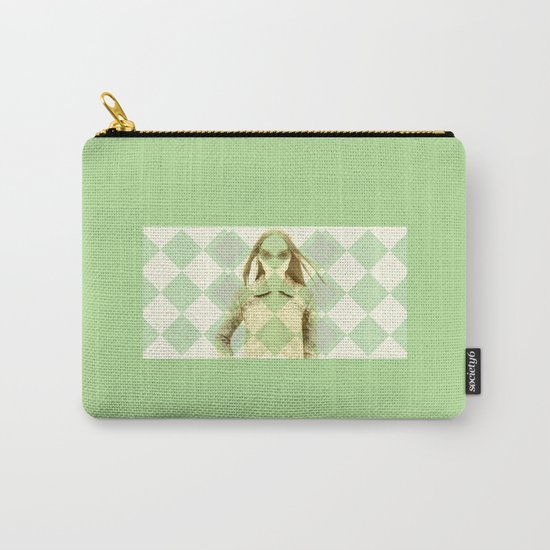 RombGirl-2 Carry-All Pouch