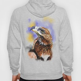 Wedgetailed Eagle Australian Bird Hoody