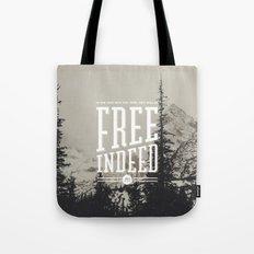 Free Indeed - Photo Tote Bag