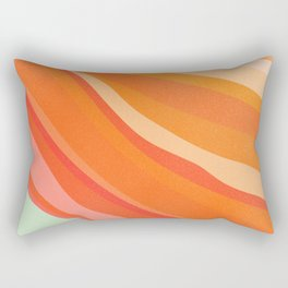 heatwave 2 Rectangular Pillow