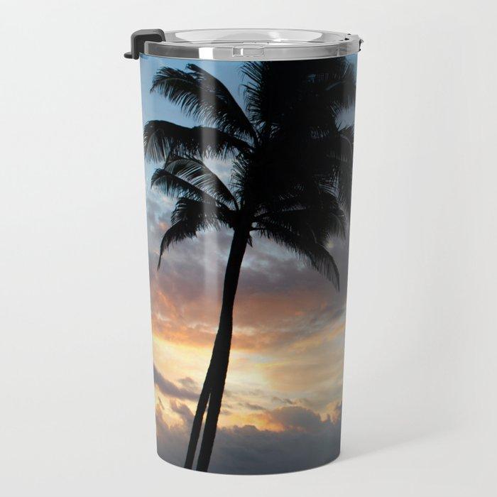 In the Palm of Hawaii Travel Mug