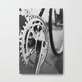 Métallique Metal Print