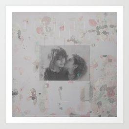 Loyal Album Art Art Print