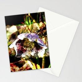 Dark Poetry of Spring Stationery Cards