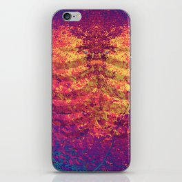 Arboreal Vessels - Heart Breath iPhone Skin