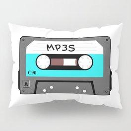Mixtape MP3s Pillow Sham