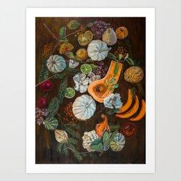 Fruit of Her Labor Art Print Art Print