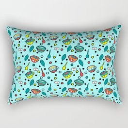 True Tea Rectangular Pillow