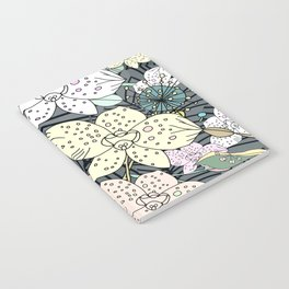 Orchids in Bloom Notebook