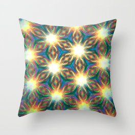 Autumn Sunshine Throw Pillow
