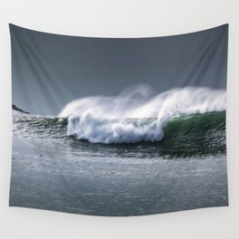 Sunrise Surf 12-17-18 Wall Tapestry