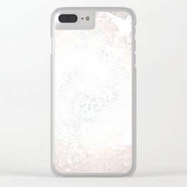UZ Sect 2 Clear iPhone Case